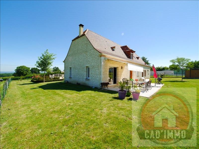 Sale house / villa Saussignac 284000€ - Picture 7