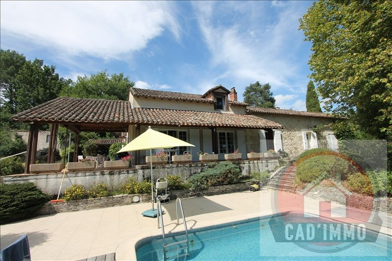 Vente maison / villa Maurens 383 000€ - Photo 1