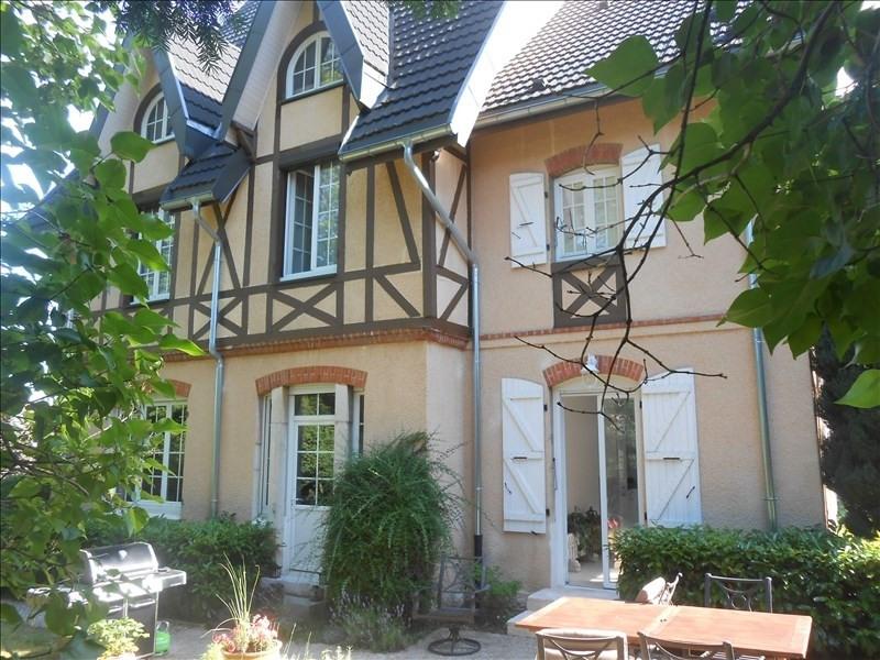 Deluxe sale house / villa Oyonnax 565000€ - Picture 2