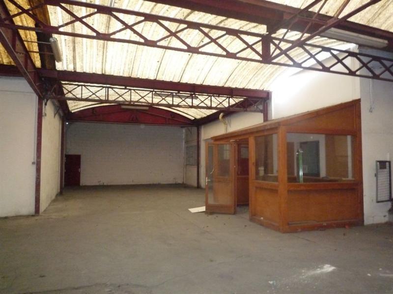 Location Local d'activités / Entrepôt Le Pré-Saint-Gervais 0