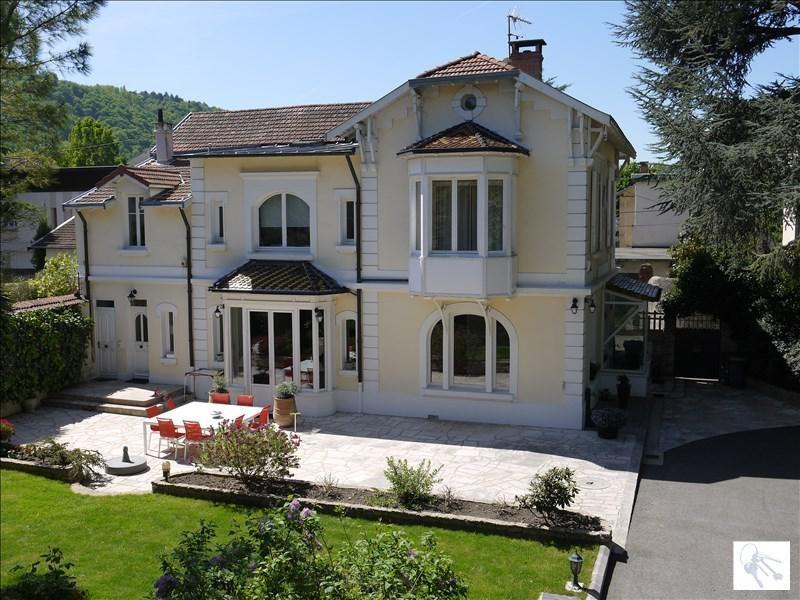 Venta de prestigio  casa Vienne 880000€ - Fotografía 2