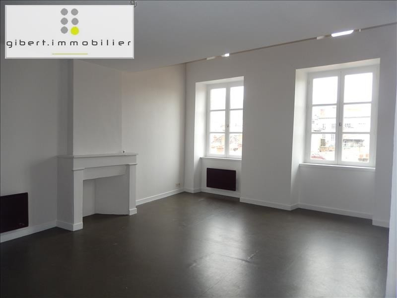 Rental apartment Le puy en velay 400€ CC - Picture 1