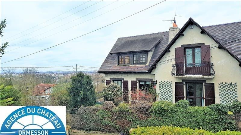 Sale house / villa Ormesson sur marne 490000€ - Picture 1