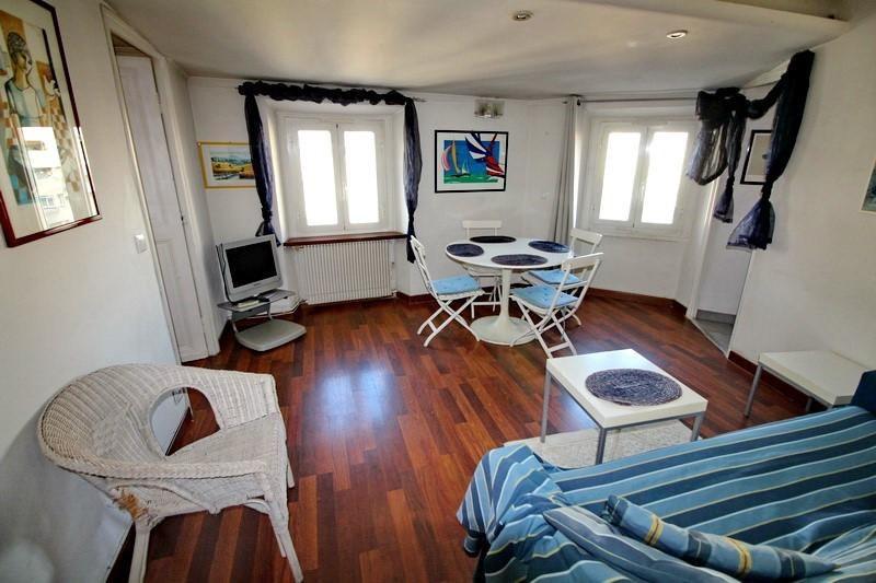 Rental apartment Nice 751€ CC - Picture 1