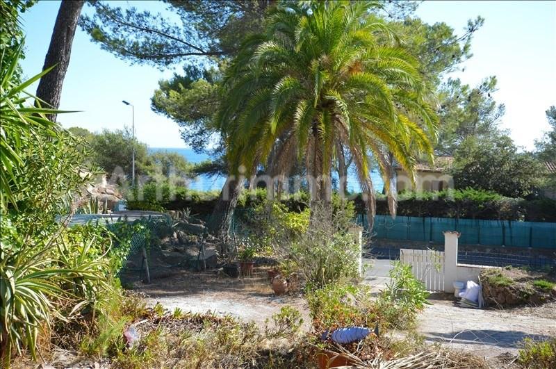 Sale site St raphael 315000€ - Picture 3