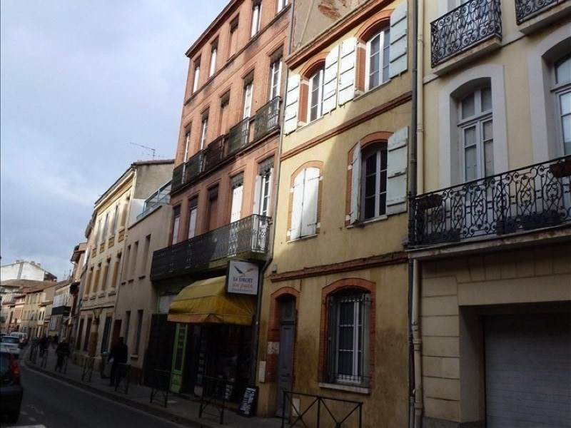 Investment property apartment Toulouse 222 600€ - Picture 1