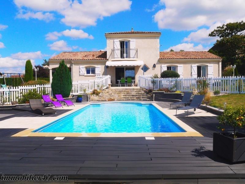 Vente de prestige maison / villa Colayrac st cirq 395000€ - Photo 1