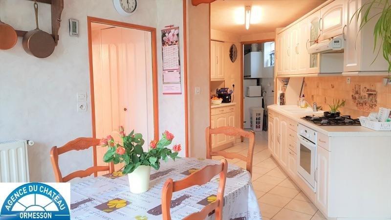 Vente maison / villa Ozoir la ferriere 259000€ - Photo 1