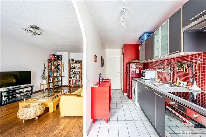 Vente appartement Puteaux 549 000€ - Photo 1