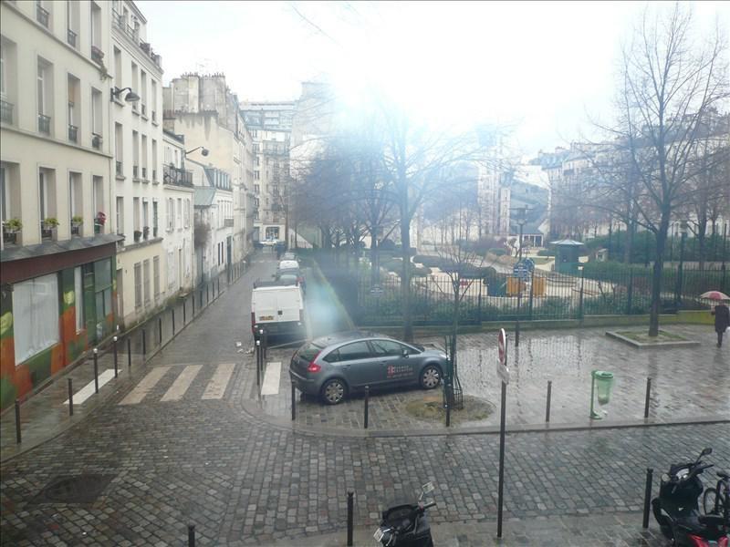 Sale apartment Paris 11ème 270000€ - Picture 1