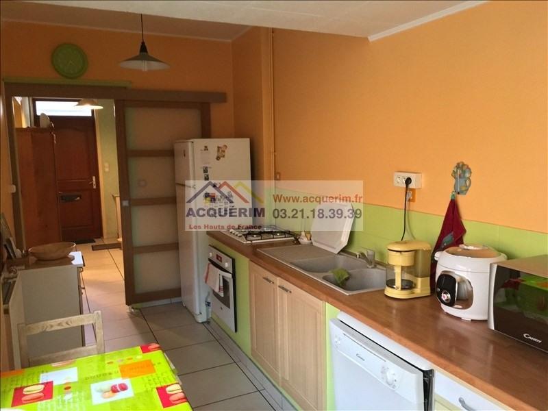 Vente maison / villa Carvin 129000€ - Photo 4
