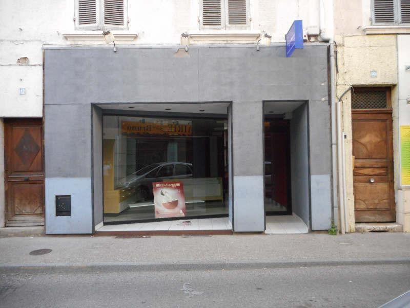 Affitto negozzio Voiron 480€ +CH/ HT - Fotografia 1