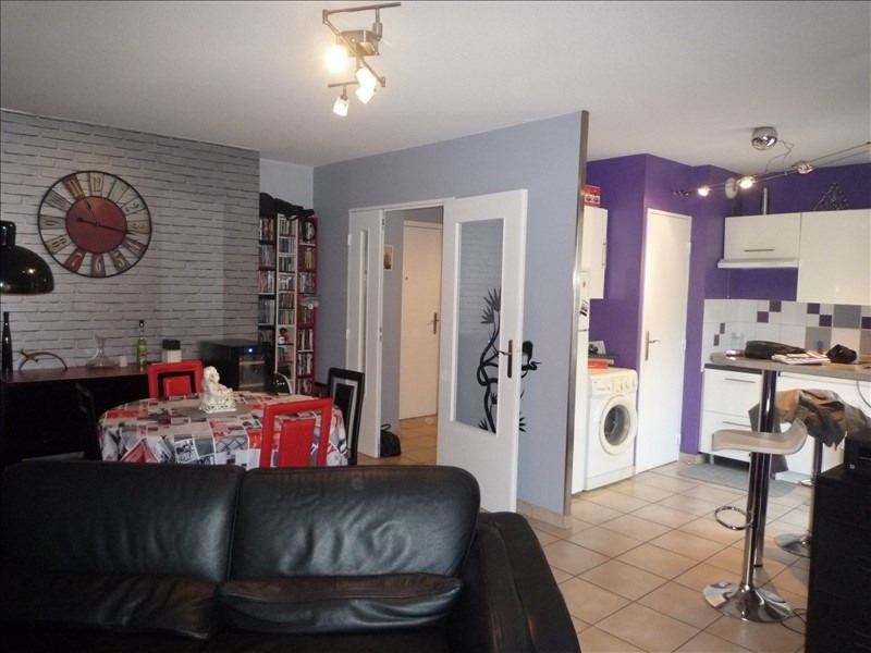 Sale apartment Pont de cheruy 115000€ - Picture 1