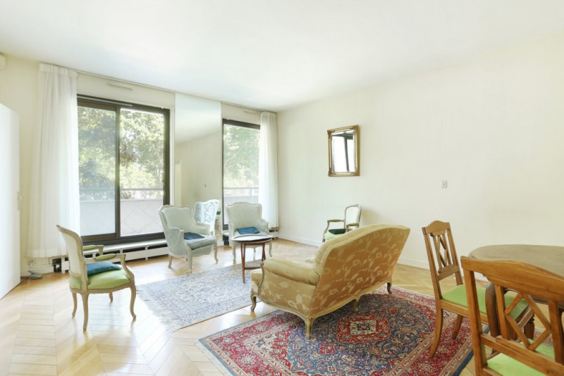 Vente de prestige appartement Paris 7ème 870 000€ - Photo 4