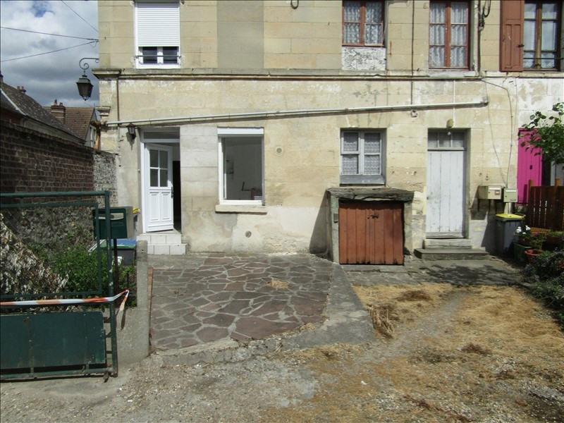 Rental apartment Meru 610€ CC - Picture 1