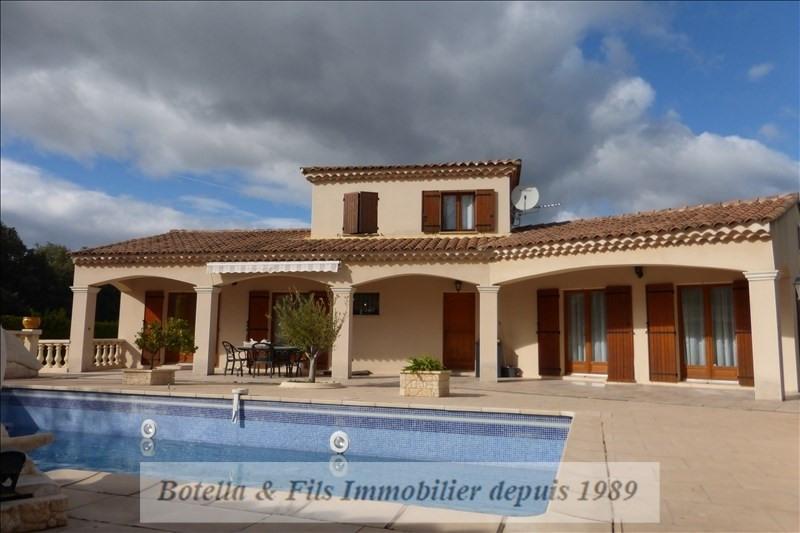 Vente maison / villa Goudargues 349000€ - Photo 9