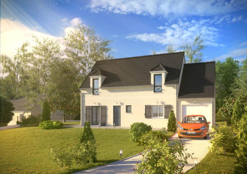 Maison  3 pièces + Terrain 221 m² Vauréal par MAISONS PIERRE