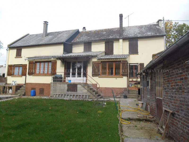 Vente maison / villa Breteuil 106 500€ - Photo 1
