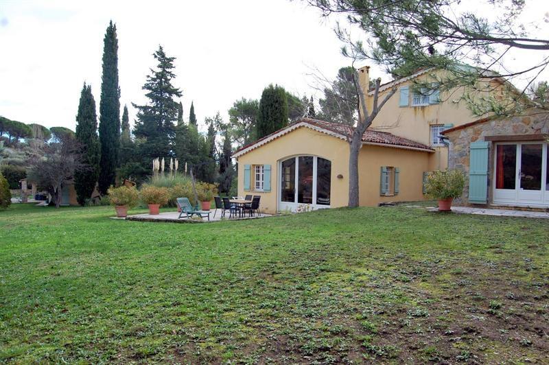 Vente de prestige maison / villa Le canton de fayence 1595000€ - Photo 13