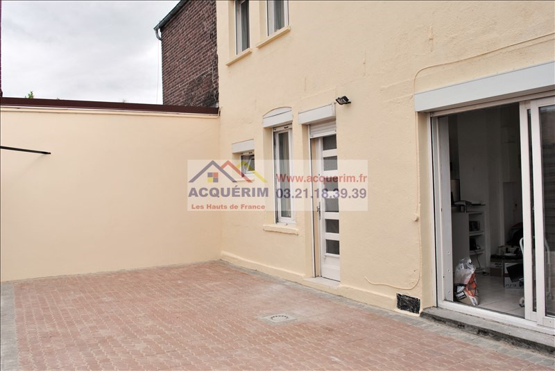 Location appartement Sallaumines 545€ CC - Photo 1