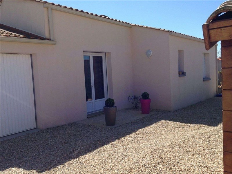 Vente maison / villa St vincent sur jard 239 200€ - Photo 1
