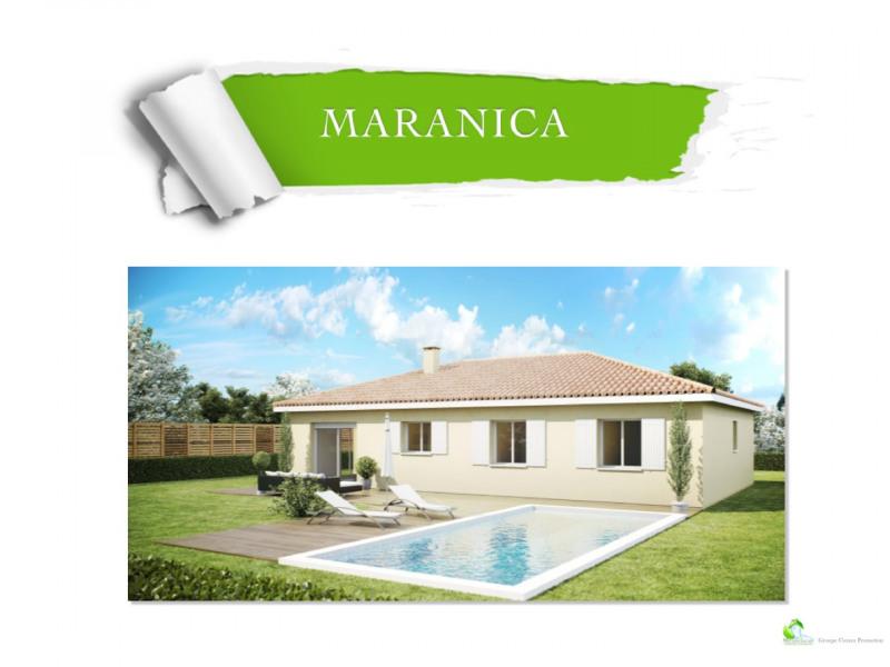Maison  4 pièces + Terrain 851 m² Santa-Lucia-Di-Moriani par CORSEA PROMOTION