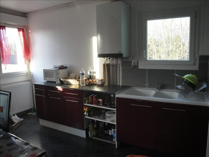 Verkoop  appartement Beaucourt 88000€ - Foto 3