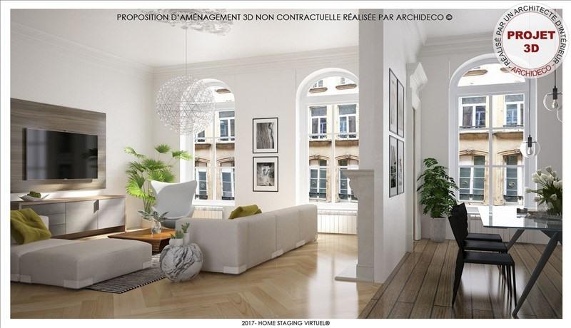 Vente appartement Metz 335000€ - Photo 2