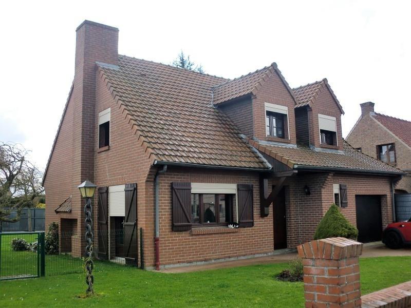 Sale house / villa Camphin-en-carembault 258000€ - Picture 1