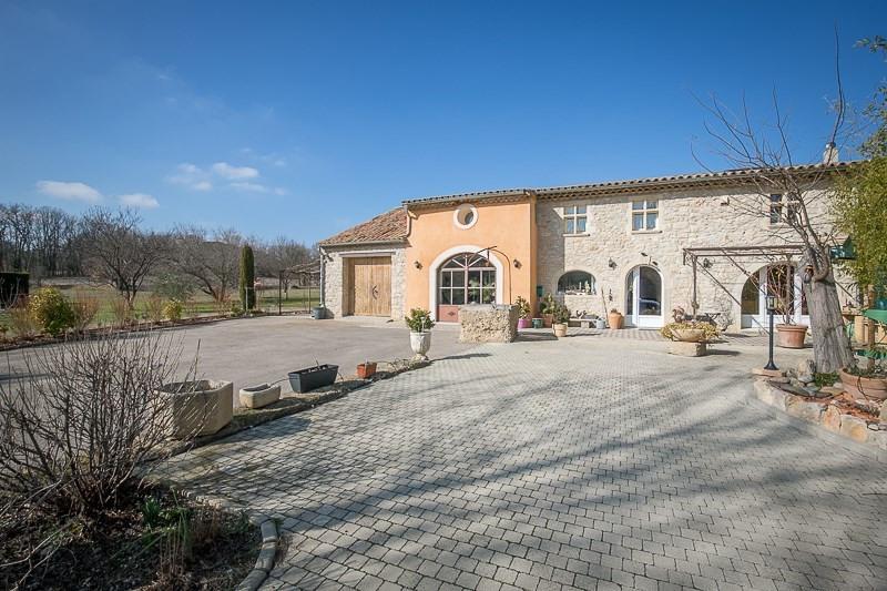 Verkoop van prestige  huis Le puy ste reparade 798000€ - Foto 1