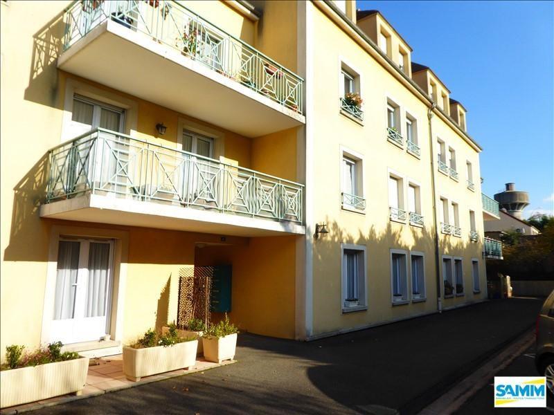 Vente appartement Mennecy 149000€ - Photo 1