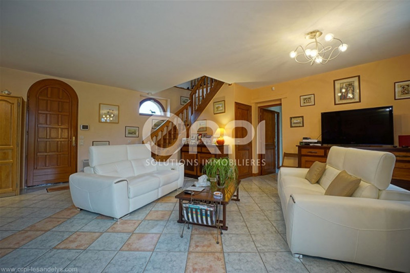 Vente maison / villa Gaillon 300 000€ - Photo 2