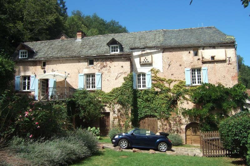 Vente de prestige maison / villa Najac 397500€ - Photo 1