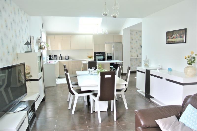 Sale house / villa St leu la foret 400000€ - Picture 2