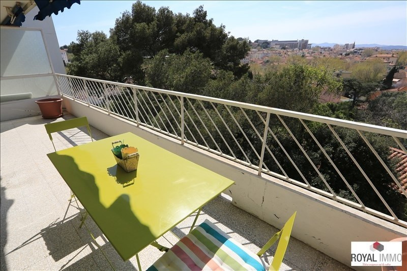 Sale apartment Toulon 278 000€ - Picture 2
