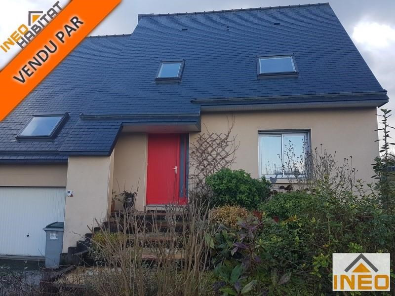 Vente maison / villa La chapelle des fougeretz 322400€ - Photo 1