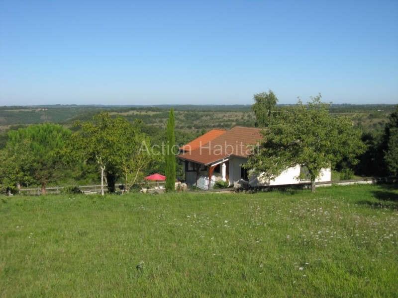 Vente maison / villa Najac 249000€ - Photo 2