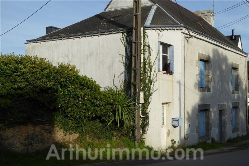 Vente maison / villa Landaul 74 990€ - Photo 1