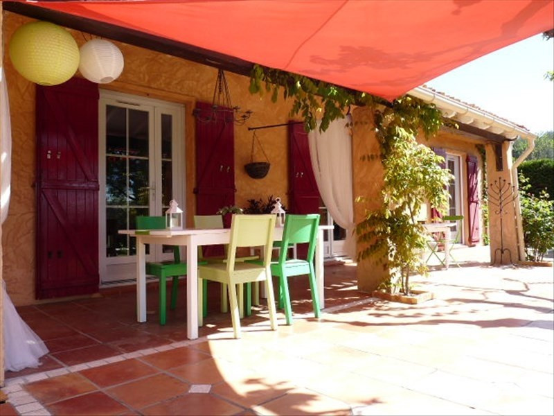 Deluxe sale house / villa Chateauneuf le rouge 582 000€ - Picture 3