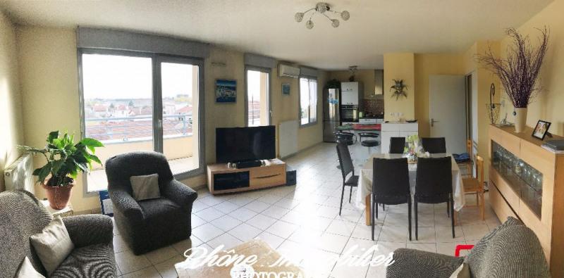 Appartement Decines Charpieu 4 pièces 82 m²