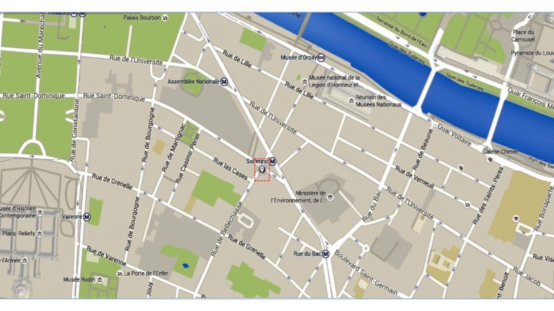 Location Local commercial Paris 7ème 0