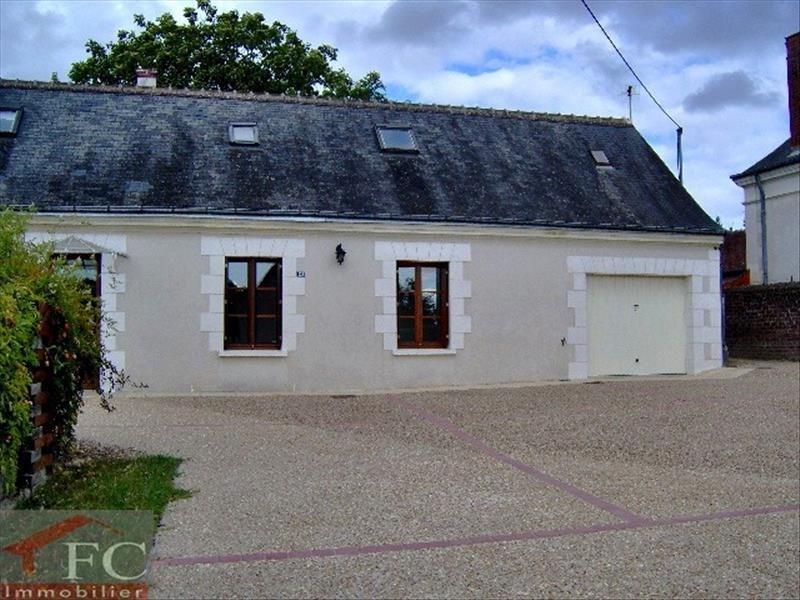Location maison / villa Authon 635€ CC - Photo 1
