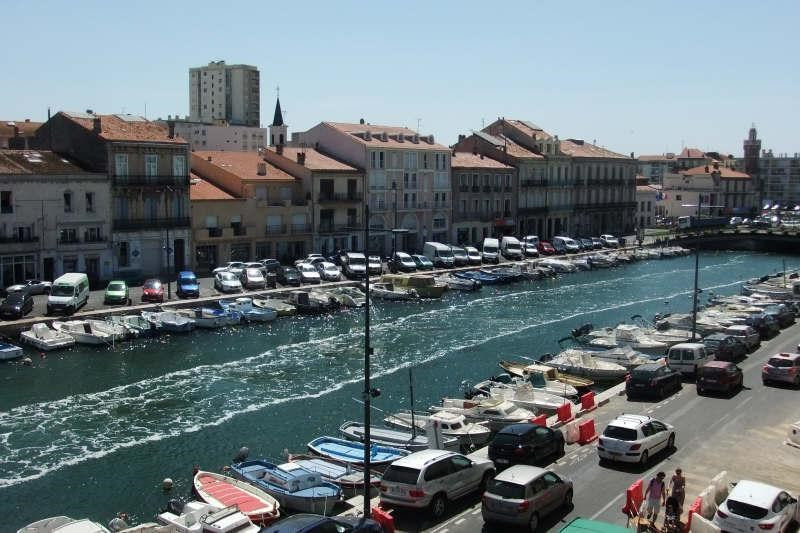 Vente appartement Sete 285 000€ - Photo 1