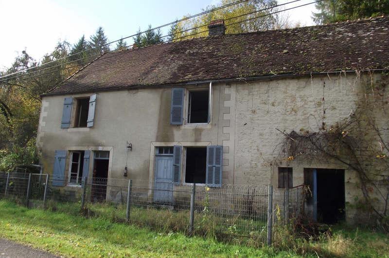Vente maison / villa Secteur recey s/ource 14000€ - Photo 1