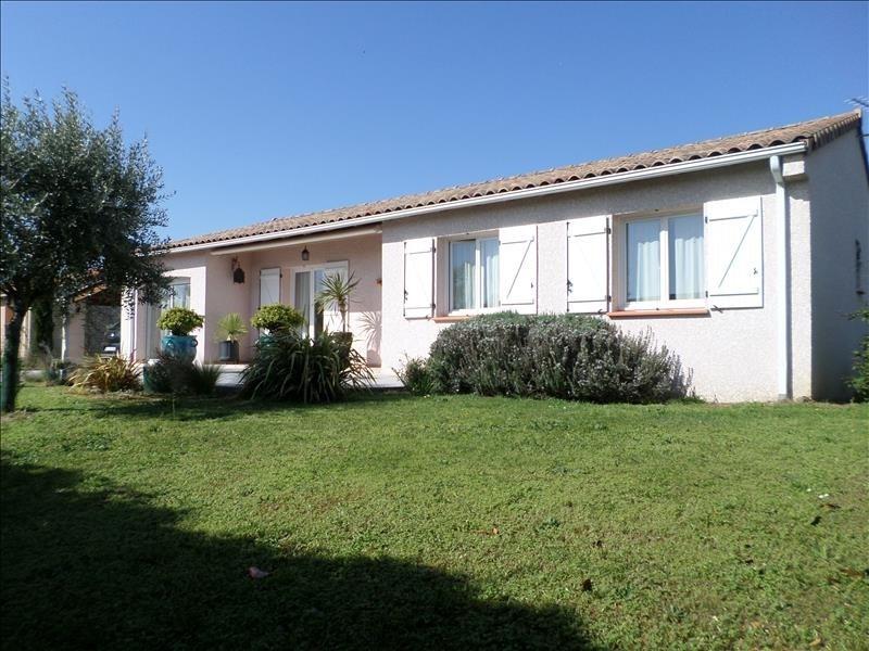 Vente maison / villa Castelnau d estretefonds 298000€ - Photo 1