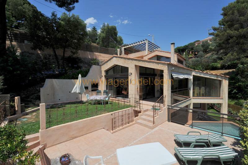 Revenda residencial de prestígio casa Cannes 895000€ - Fotografia 2