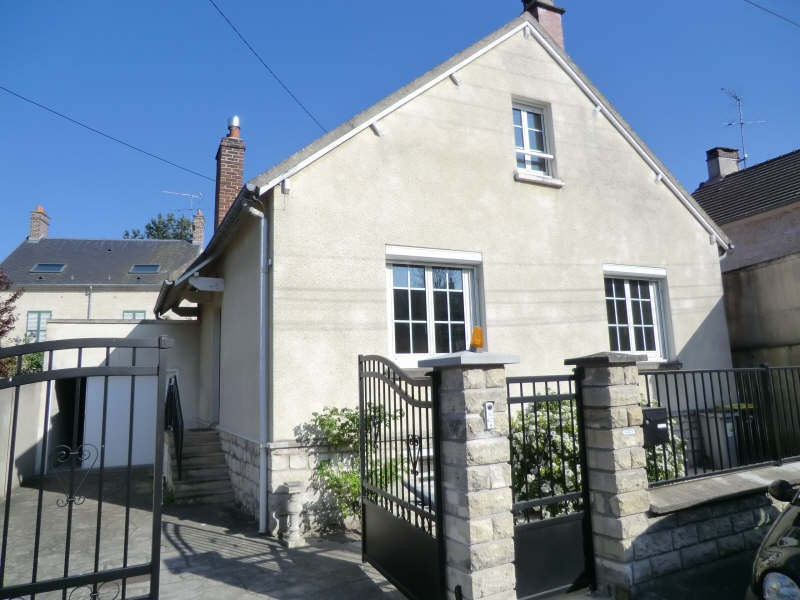 Vente maison / villa Coye la foret 262000€ - Photo 1
