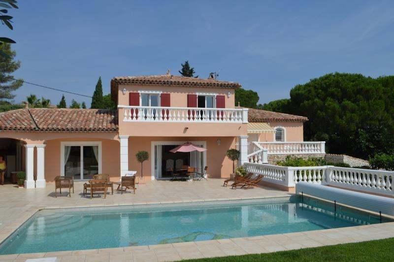 Vente de prestige maison / villa St aygulf 1417500€ - Photo 1