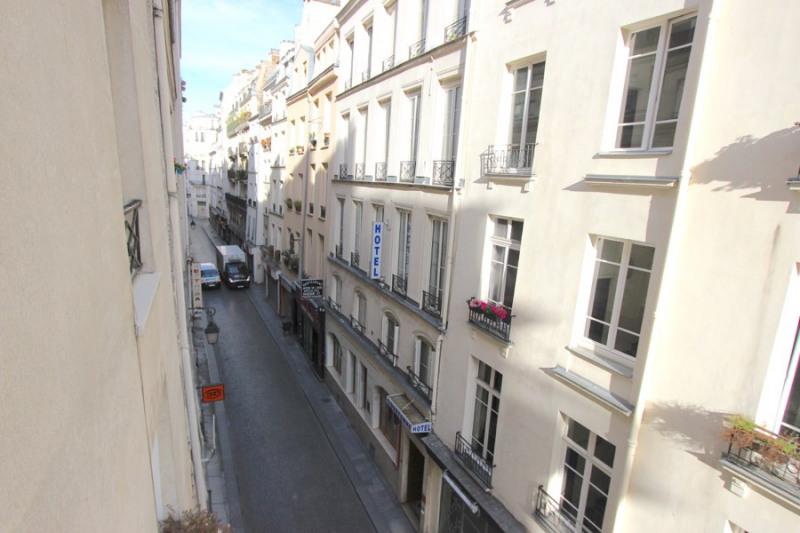 Vendita appartamento Paris 2ème 445000€ - Fotografia 6