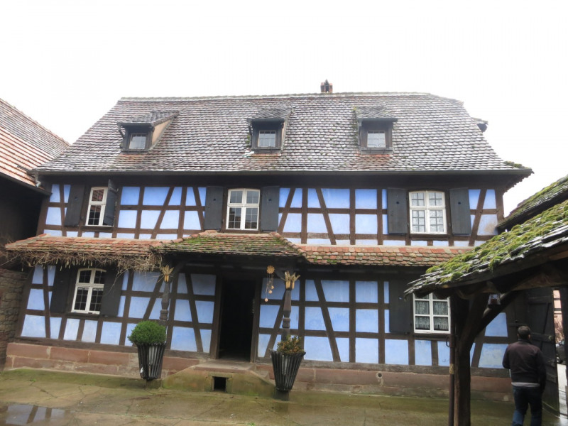 Vente maison / villa Wilshausen 241500€ - Photo 1